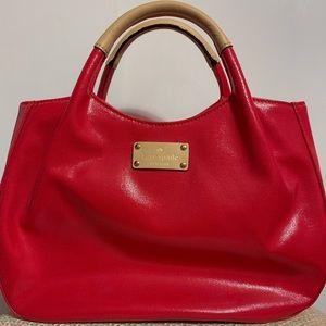 Kate Spade Hot Pink Handbag